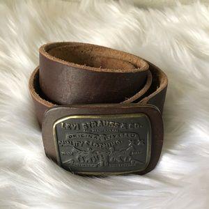 Levi's Strauss Vintage Leather belt